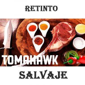 Tomahawk de buey retinto