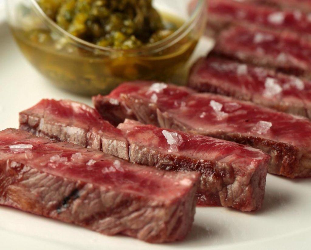La mejor carne para asar de rubia gallega