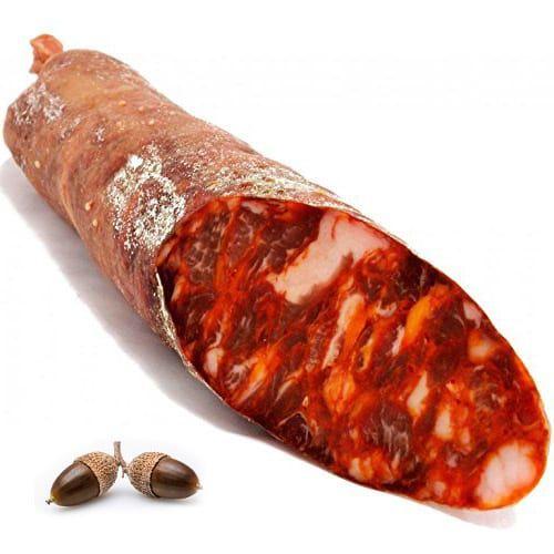 Chorizo Ibérico de bellota Ricardo Samaniego.