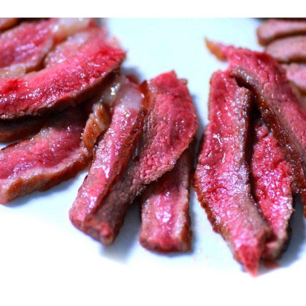 La mejor carne de lagarto de costilla de cerdo.