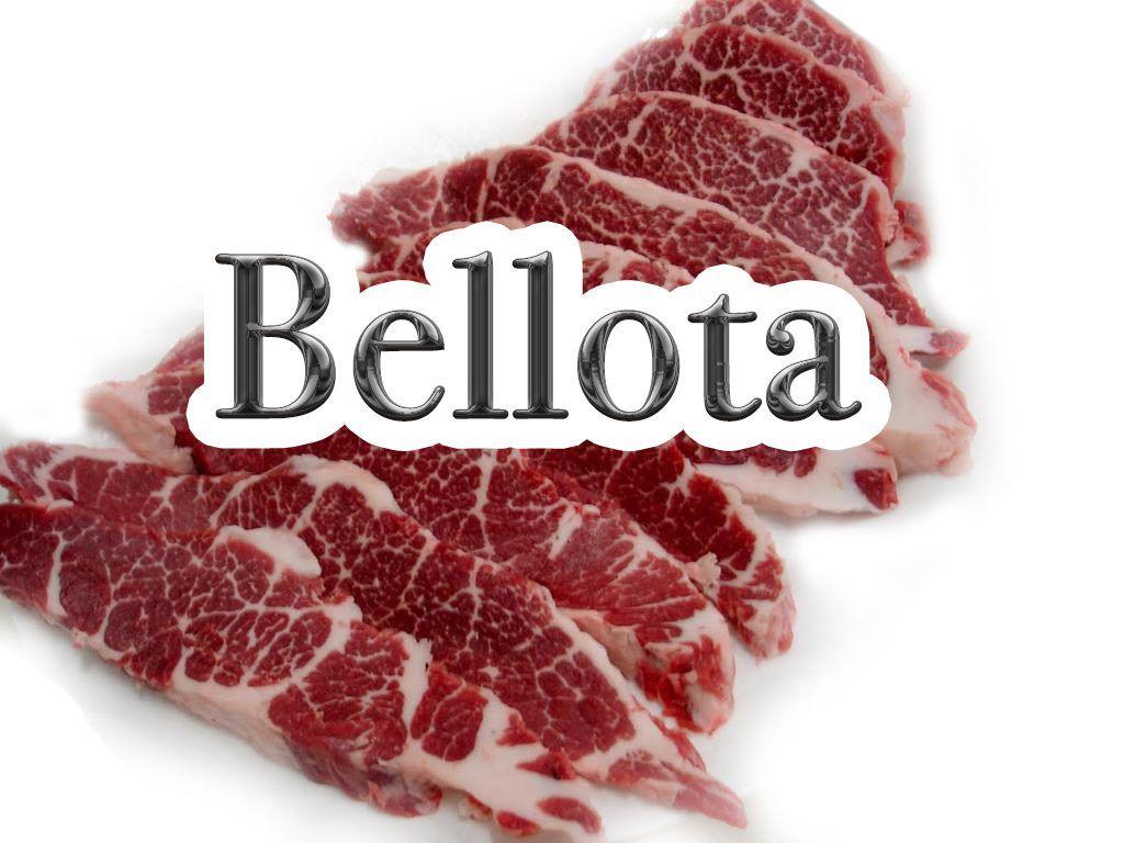Proveedor de carnes ibéricas de bellota