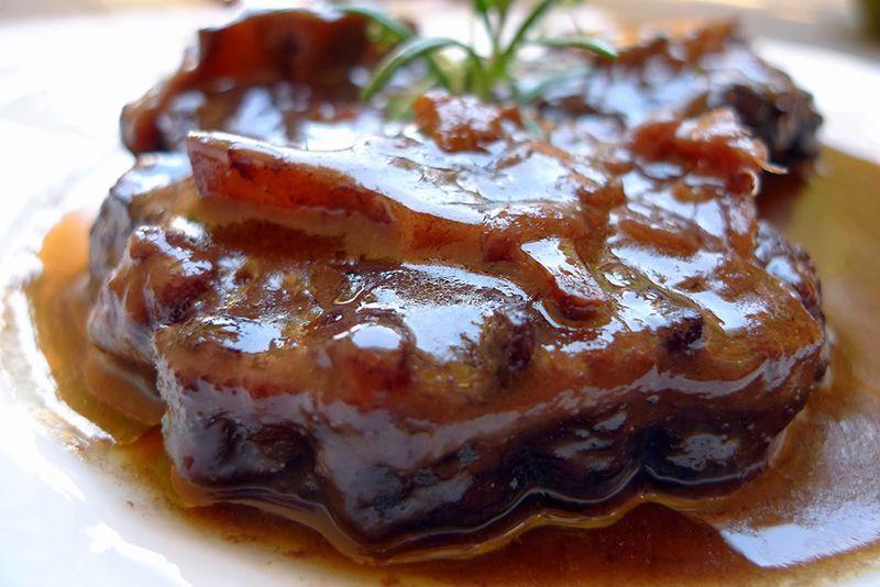 Recetas de rabo de toro fresco.
