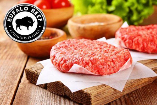 comprar hamburguesas de bufalo
