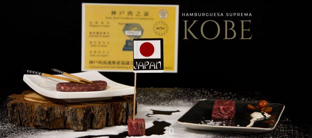 Hamburguesas de japón.