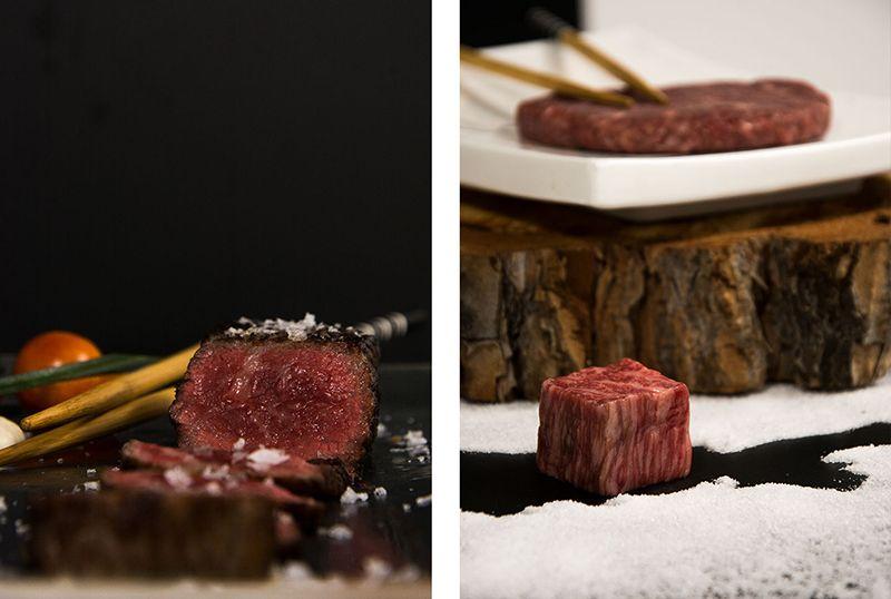 Carne suprema de Kobe para comprar online.