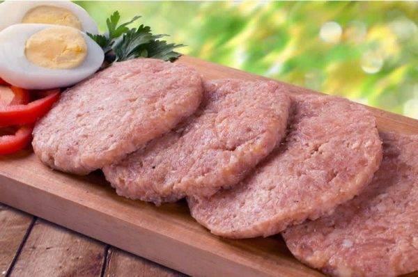 Hamburguesas de pollo gourmet caseras