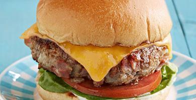 Comprar las mejores hamburguesas.