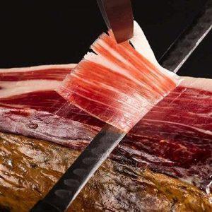 Comprar jamón ibérico online.