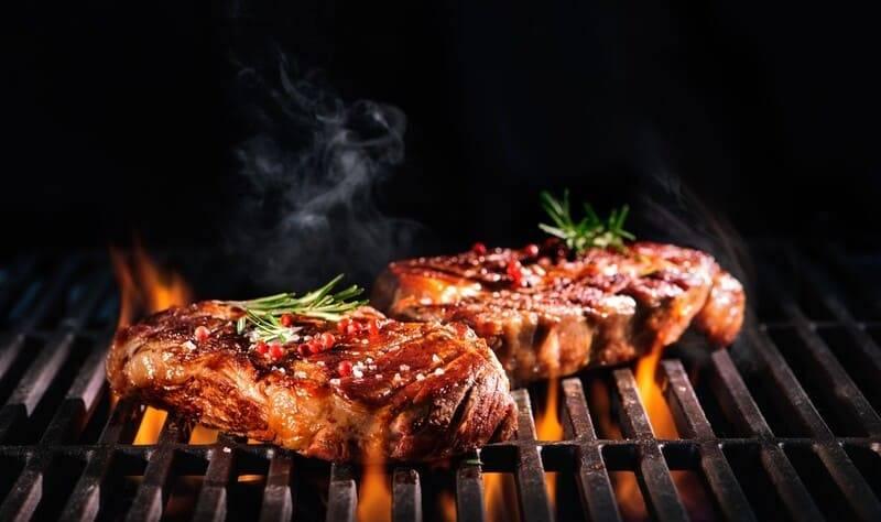 Barbacoa de carnes gourmet