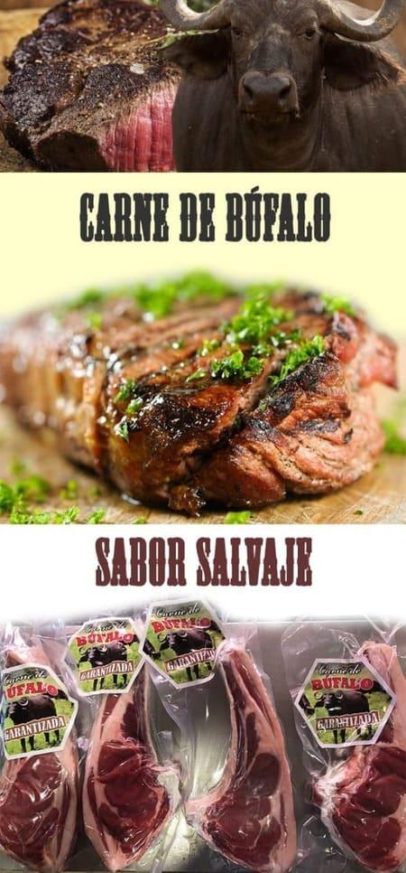 Comprar Carne online de Búfalo