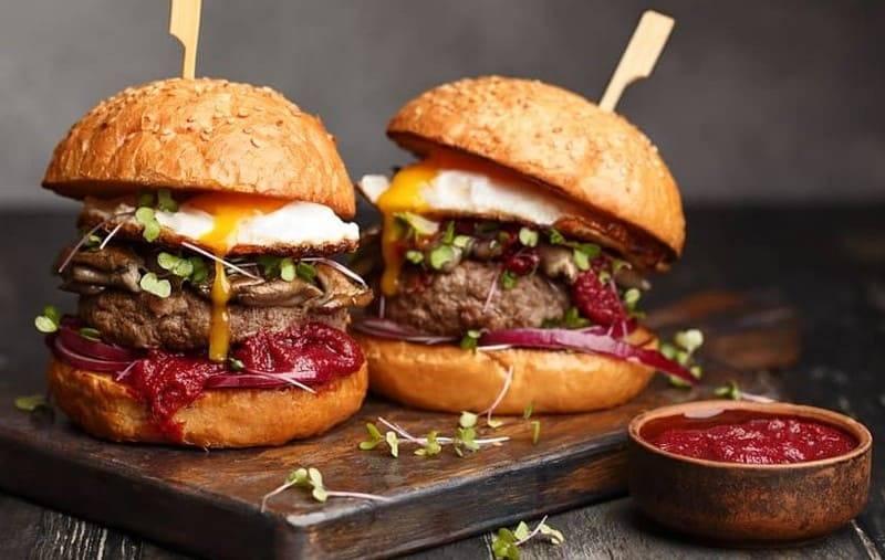 Como hacer hamburguesas Angus
