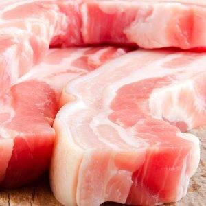Comprar panceta de bacon fresca a domicilio.