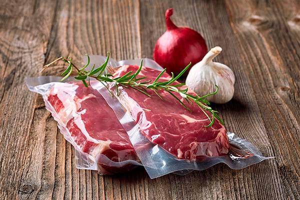 carne al vacío