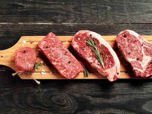 carne de buey