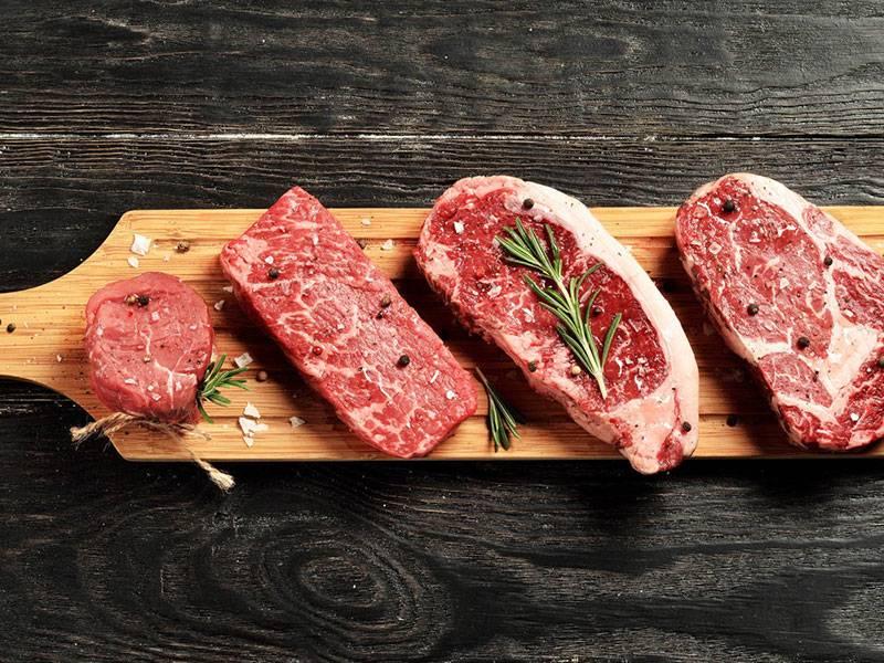 carnes de calidad del campo