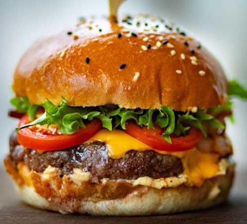 La mejor hamburguesa vegetal