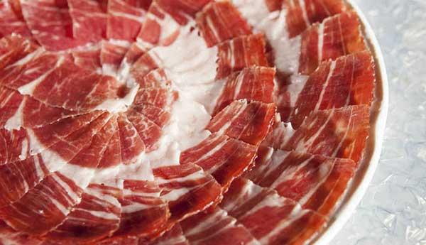 Sabor y textura del cerdo