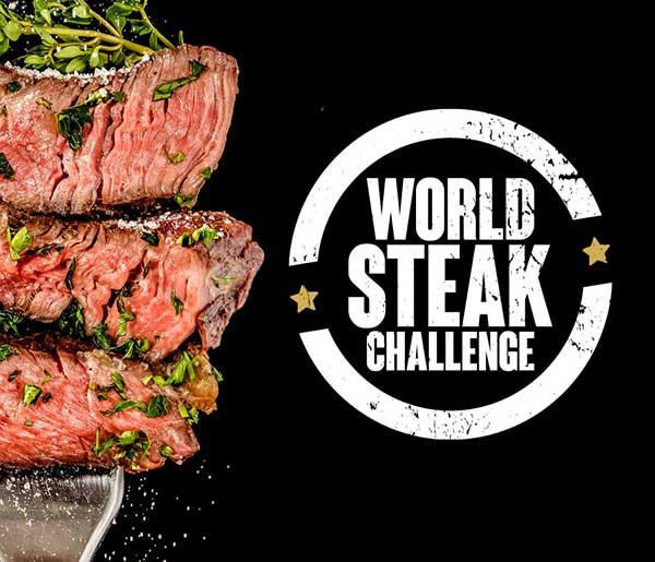 Carnes ganadoras del World Steak Challenge