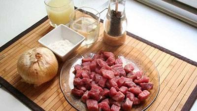 tipo de carne para guisar