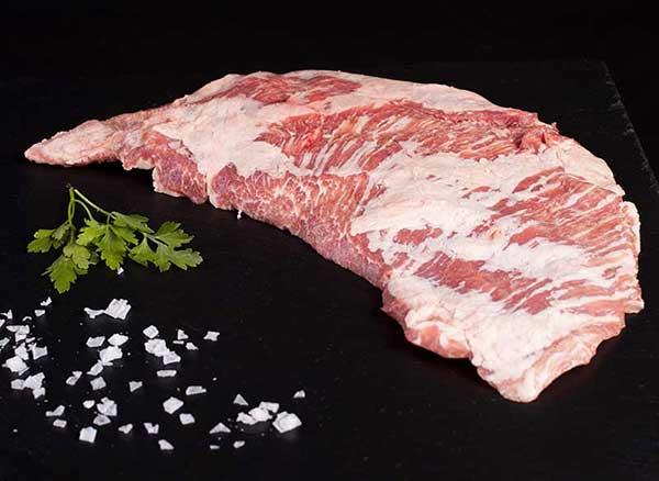 Dentro de nuestras carnes más vendidas de encuentra el secreto de cerdo ibérico